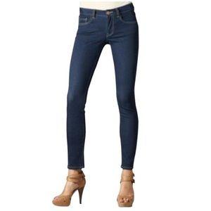 CAbi Dark Wash Bree Skinny Jeans